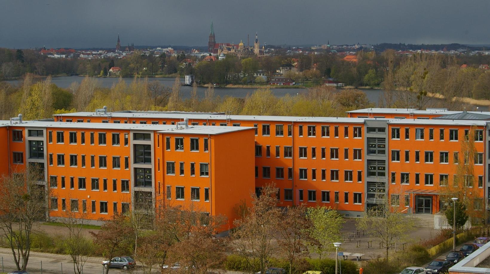 Brecht Schule Schwerin