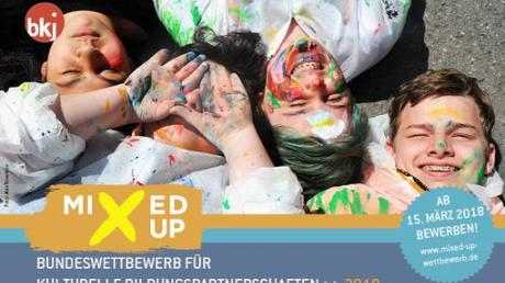 MIXED UP Wettbewerb 2018